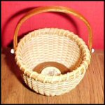 Miniature Nantucket Basket