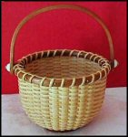 "3"" Nantucket Basket"