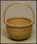 "4"" Nantucket Basket"