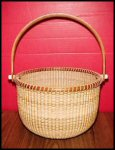 "8"" Nantucket Basket"