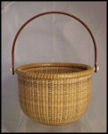Nantucket Basket 9""