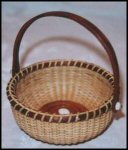Nantucket Jewelry Basket